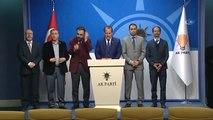 """AK Parti Genel Başkan Yardımcısı Karacan: """"Türk Tabipler Birliği'nin Sözde Yöneticilerini Büyük Bir..."""