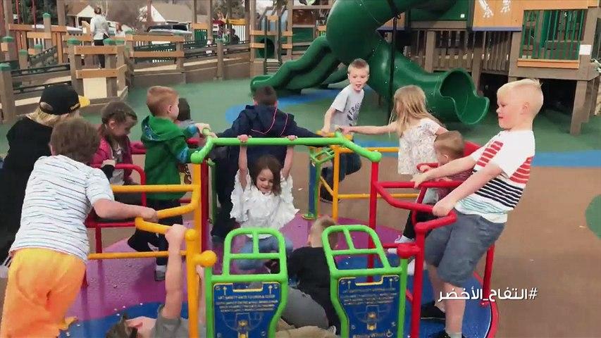 ما هي فائدة اللعب في الهواء الطلق والطبيعة للأطفال؟ 