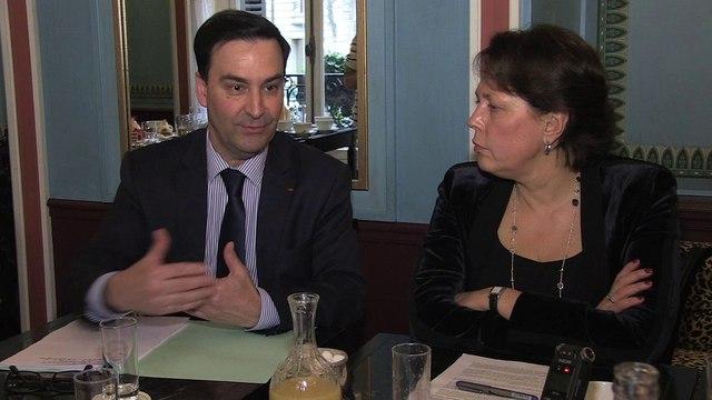 Avenir de la Fonction publique territoriale - Stéphane Pintre SNDGCT