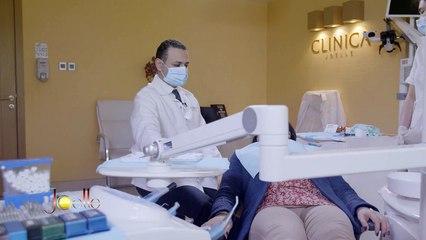 إليكم التفاصيل الخاصة بتجميل أسنان المشتركة العراقية أماني