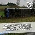 Gers: Une collision entre un car de collégiens et une voiture fait 27 blessés, dont trois graves