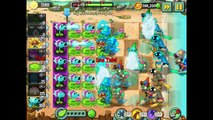 Plants Vs  Zombies 2 Gameplay All Peashooters Challenges