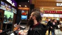 The Doomed Taco Bell Full UK Menu Challenge | BeardMeatsFood