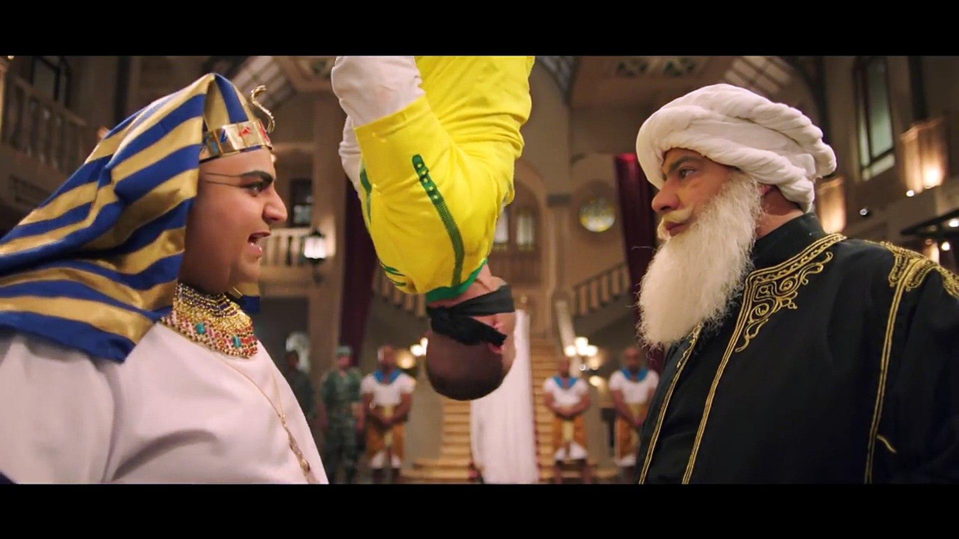 فيلم  الحرب العالمية الثالثة  - أحمد فهمي وشيكو وهشام ماجد