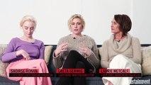 Lady Bird's Saoirse Ronan, Greta Gerwig Soar Into Oscar Race | Cover Shoot | Entertainment Weekly