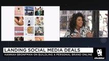 Hannah Bronfman Has Some Tips For Acing Social Media