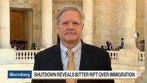 GOP Sen. Hoeven on Immigration, DACA, Border Wall
