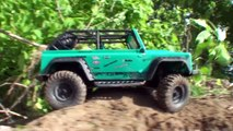 SCALE TRUCKS Extreme OFF Road - Hummer, Land Rover DEFENDER, Axial: Dingo, Wraith, Honcho