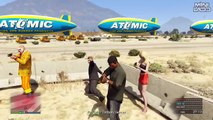 GTA 5! - Dying of Laughter, Red v Blue, Rule #1 & More! (Grand Theft Auto 5 Funny Moments)
