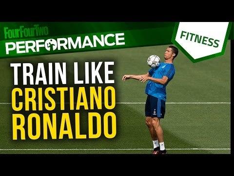 Cristiano Ronaldo's training secrets