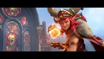 Heroes of the Storm: Alexstrasza & Hanzo Cinematic – BlizzCon 2017