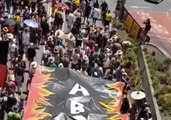 Brisbane Protesters Say Australia 'Always Was, Always Will Be Aboriginal Land'
