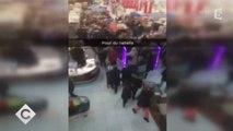 [Zap Actu] Des scènes d'émeutes pour du Nutella dans des supermarchés  (26/01/2018)