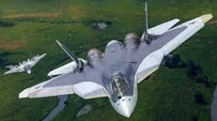 Russia's Su-57 stealth fighter made its maiden flight