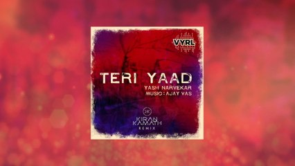 Yash Narvekar - Teri Yaad
