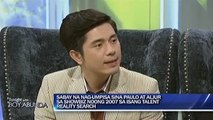TWBA: Paulo and Aljurs first impression to each other