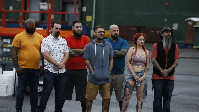 Ink Master (Return of the Masters) Season 10 Episode 4 Online : Step It Up