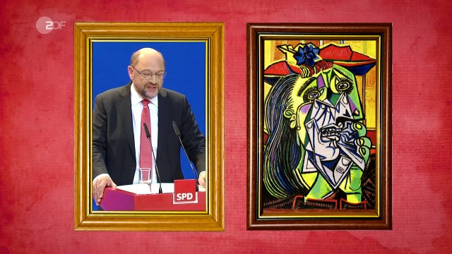 Toll! SPD: Ist das Kunst oder kann das weg?