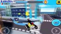 LEGO-Fire Truck-Lego Police Police Car NEW Airport- LEGO Cartoon-LEGO Game My City 2