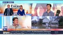 Le Nord de la France face aux crues