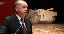 Erdoğan, Afrin'den Sonraki 2 Adımı Duyurdu: Münbiç'ten Başlayıp Irak Sınırına Kadar Terörist Bırakmayacağız