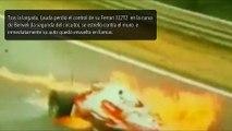 F1 GP Alemania 1976. El accidente de Niki Lauda