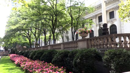 New York City Guides - the NY Library - a look inside and out by Doris Visits
