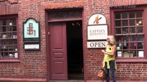 Boston Guide. Jean discovers Clough House