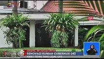 Wacana Renovasi Rumah Dinas Gubernur DKI