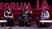 L'Intelligence Artificielle dans nos sociétés - Forum France Inter / Libération