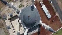 Mevlana Celaleddin-i Rumi Camisi İbadete Açıldı