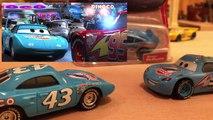 Mattel Disney Cars Dinoco Lightning McQueen (& Comparison of All Dinoco Racers) Die-cast