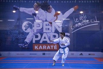 Open de Paris Karaté 2018 - Coubertin va vibrer !