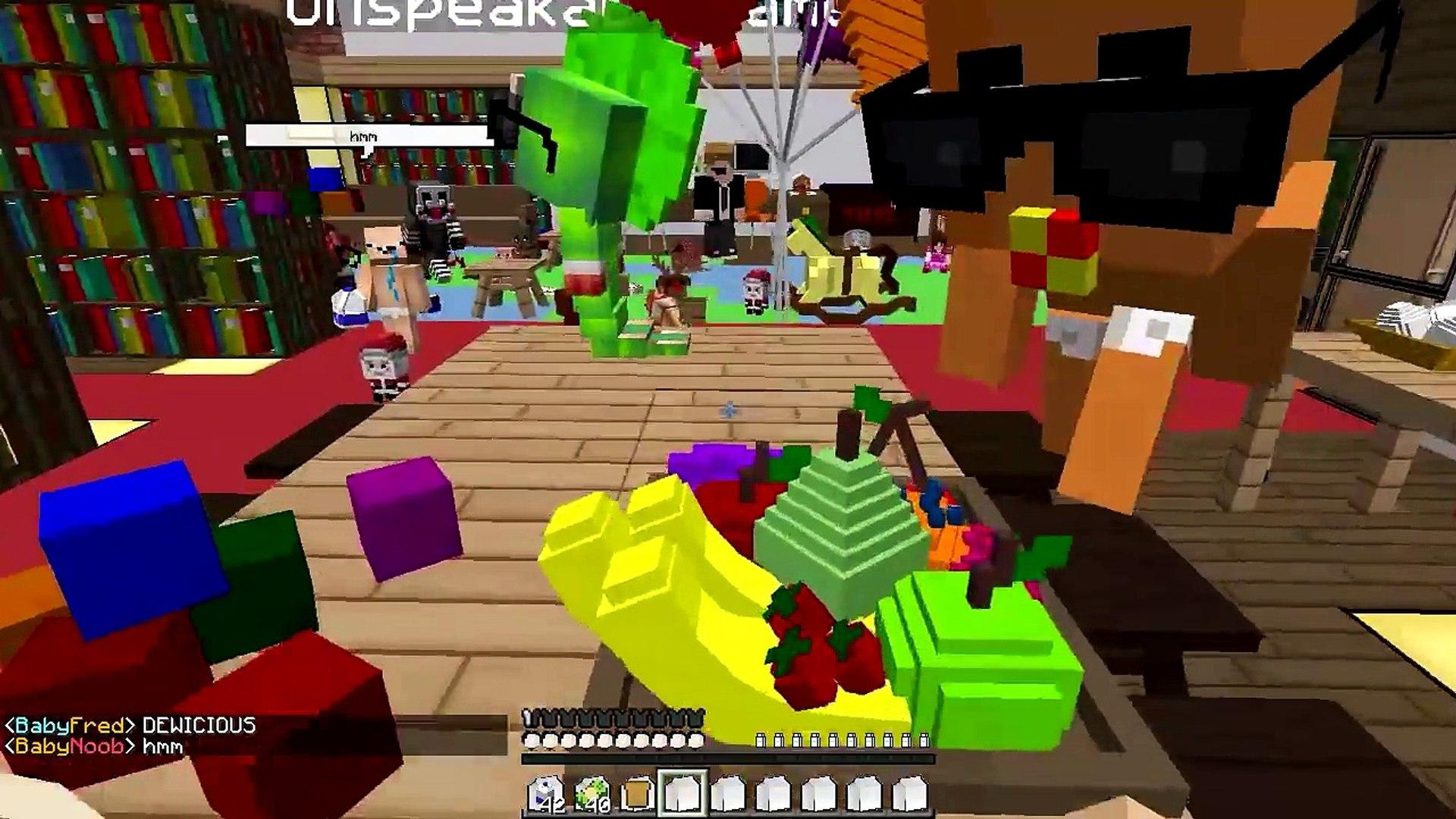 Minecraft Daycare - BABY BLOWS UP TEACHER !? (Minecraft School)