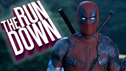 Deadpool 2 Unveiled! - The Rundown - Electric Playground