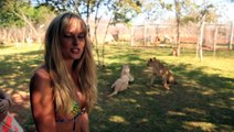 Genevieve Morton Outtakes, Sports Illustrated Swimsuit 2012