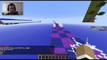 Minecraft: SUPER SPEED PARKOUR (Sethbling 15 Seconds Map)
