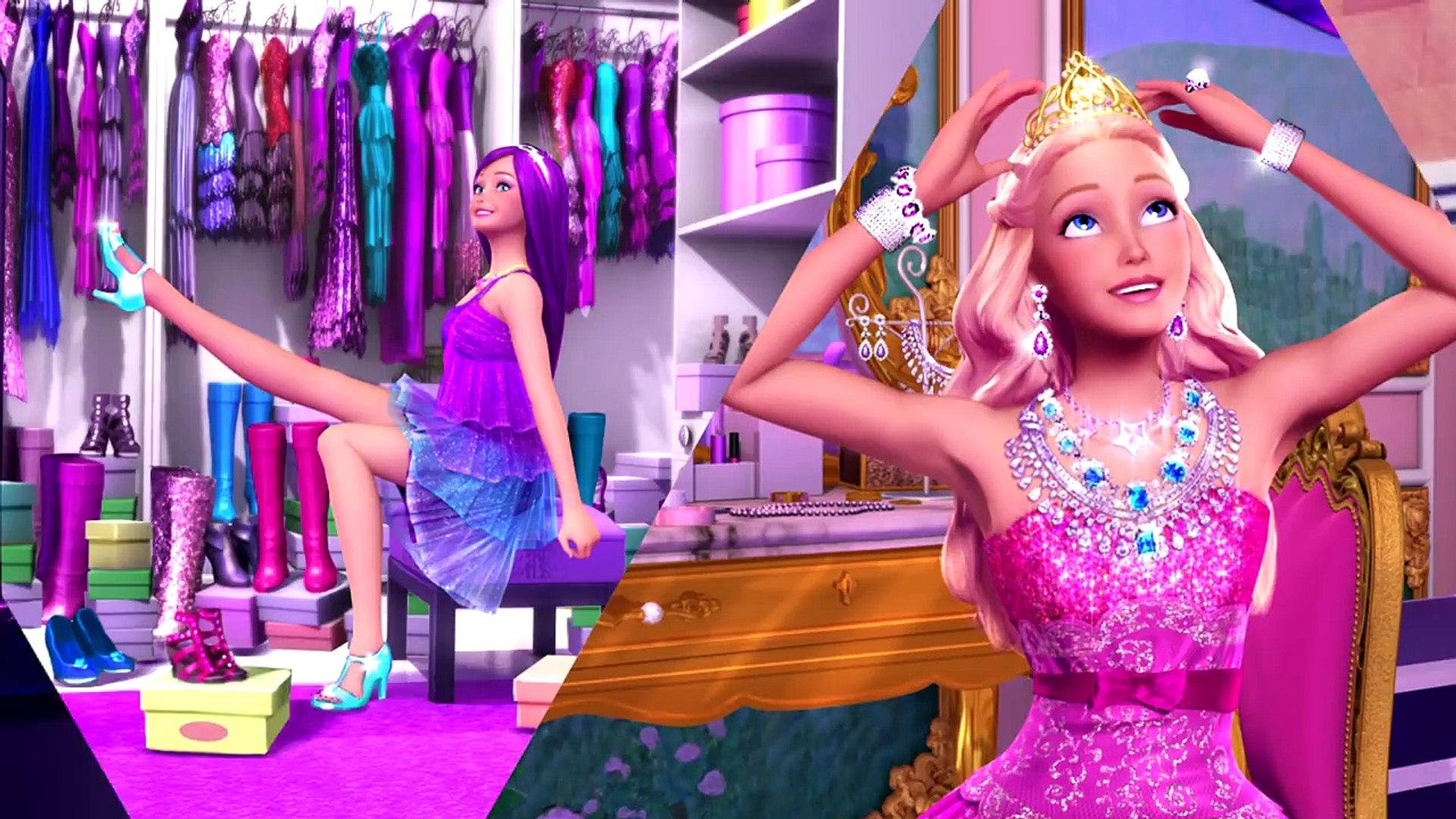 Italiano Video Musicale Di Barbie La Principessa E La Popstar Video Dailymotion