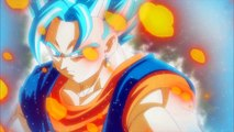 Vegito Blue vs Zamasu Fusion - Dragon Ball Super Episode 66 English Subbed 4K Ultra HD