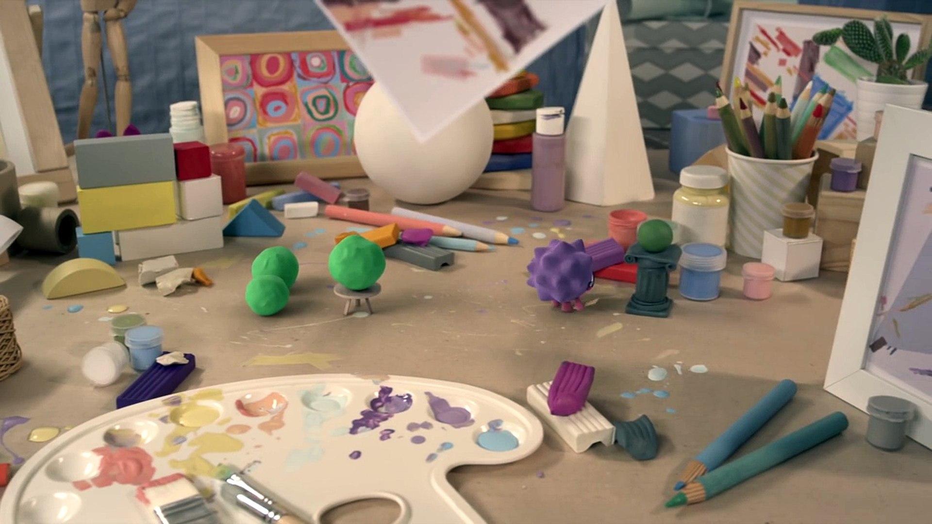 Малышарики - Сборник 14 - Цифры - Все серии подряд | Развивающие мультики для малышей от 1 года