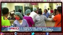 Joven herida a balazos en la cabeza por su expareja-Red De Noticias-Video