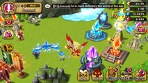 Summoners War Dragons B10 speed with fusables