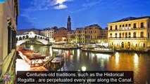 Top Tourist Attractions Places To Visit In Italy | Grand Canal Venice Destination Spot - Tourism in Italy