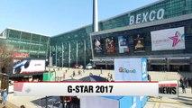 Korea's biggest game convention kicks off in Busan