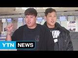 '신인처럼' 류현진 '진짜 신인' 황재균 동반 출국 / YTN (Yes! Top News)