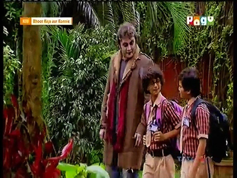 Bhoot Raja Aur Ronnie Pogo Tv Hindi Latest Episode 09 Apr 17 Part 2