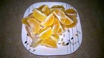 How to make fresh orange Juice - Orange juice recipe