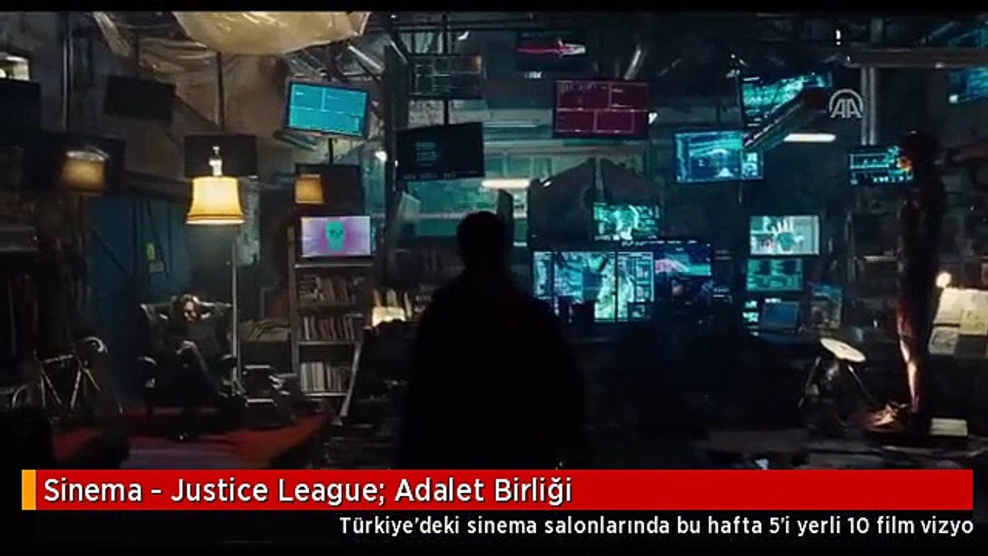 sinema justice league adalet birligi