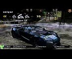 Various W-Motors Lykan Hypersports NFS Most Wanted 2005 Mod