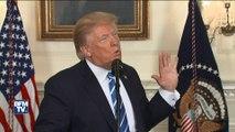 """Pour Trump, la """"dictature perverse"""" de Corée du Nord ne peut pas faire chanter le monde"""